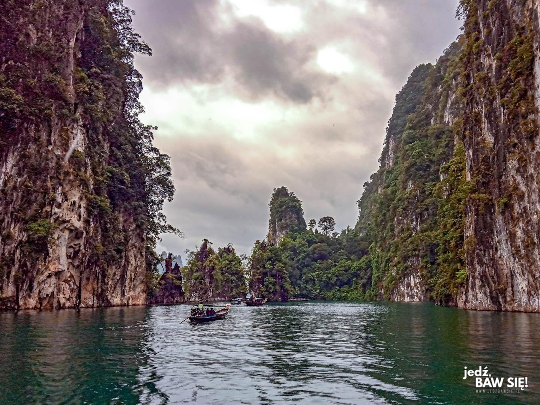 Tajlandia - park narodowy Khao Sok